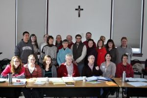 29 Lutherans in PA were empowered with creation justice tools! (2013)