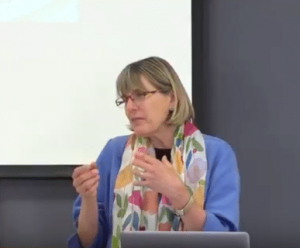 """""""On Earth As In Heaven: Biblical Ecology for an Eco-Reformation,"""" Dr. Barbara R. Rossing"""