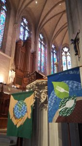 Lutherans join many other people of faith at Global Climate Action Summit