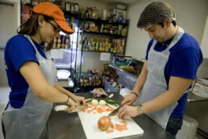 Gettysburg Campus Kitchen Continues to Cook Up Great Food for a Great Cause