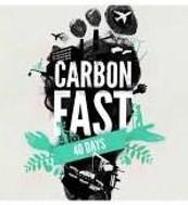 Lenten Resource: Carbon Fast Calendar