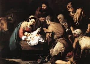 Christmas Sermon - Holy Interruption
