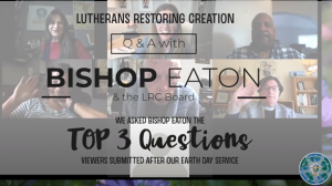 Interview with Bishop Eaton