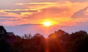 Season of Creation Sunset Prayer Service